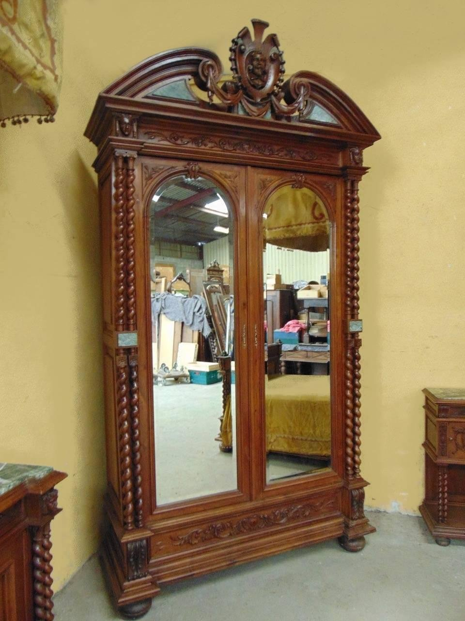 Best Renaissance Revival Bedroom Set Circa 1900 For Sale At With Pictures