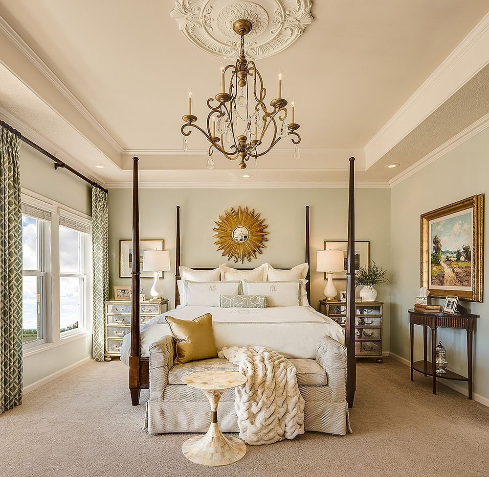 Best 25 Elegant Bedroom Chandelier Ideas That Exudes Luxury Eva Furniture With Pictures