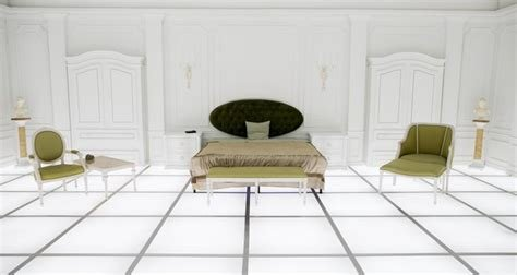 Best Replica Of Bedroom In 2001 A Space Odyssey On Display In Washington Daily Sabah With Pictures