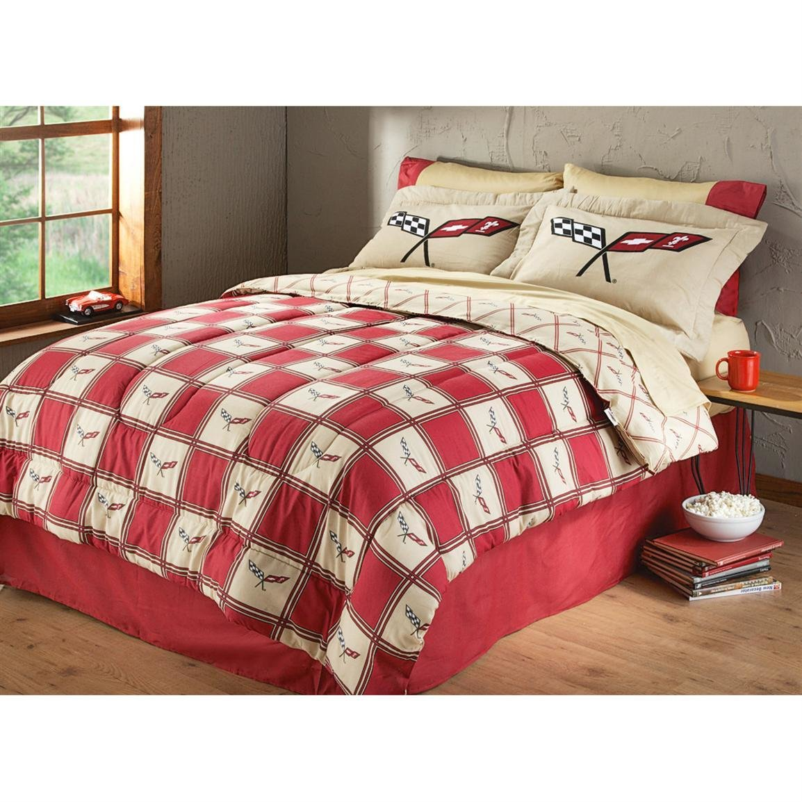 Best Corvette® C6 Evolution™ Complete Bed Set 166214 With Pictures