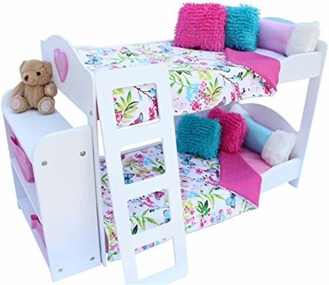 Best 20 Pc Doll Bedroom Set For 18 Inch American Girl Doll With Pictures