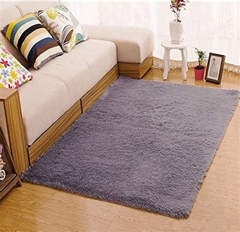 Best Tojwi Super Soft Modern Sh*G Area Rugs Living Room Carpet With Pictures