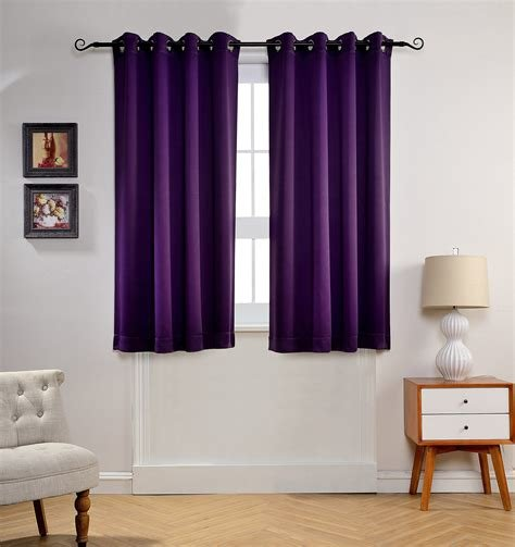 Best Short Curtains Amazon Com With Pictures