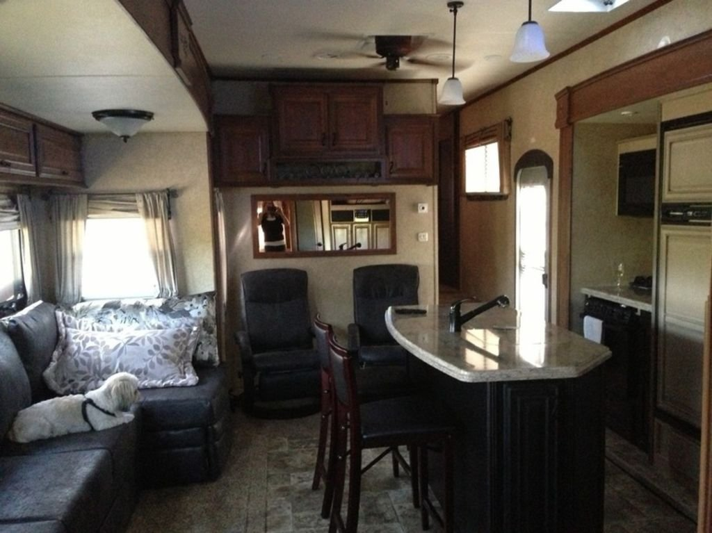 Best Rv Gorgeous 2 Bedroom 1 5 Bath 5Th Wheel Pa Vrbo With Pictures