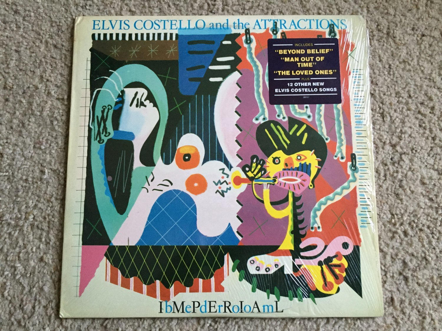 Best Elvis Costello And The Attractions Imperial Bedroom Album With Pictures