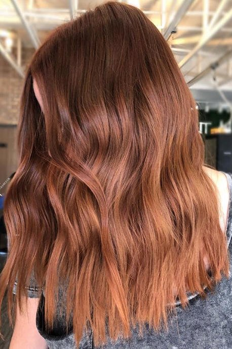 Free These Hair Color Trends Are Going To Be Everywhere In 2019 Wallpaper