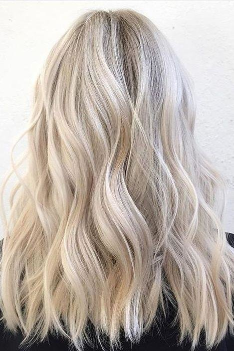 Free 10 Blonde Hair Colors For 2018 D*Rty Honey Dark Blonde Wallpaper