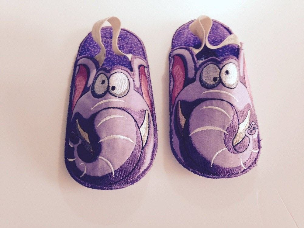Best Kids Bedroom Slippers Elephant Slippers By Sewniqboutiq On With Pictures