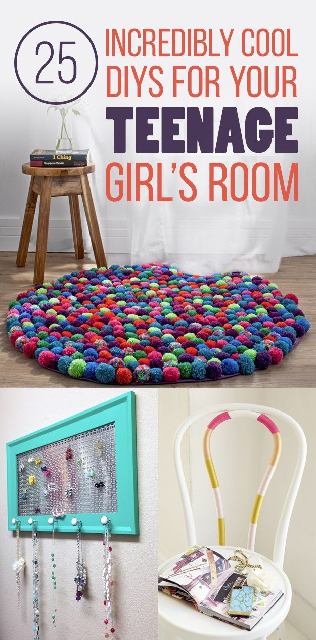 Best 25 Gorgeous Diys For Your Teenage Girl S Room With Pictures
