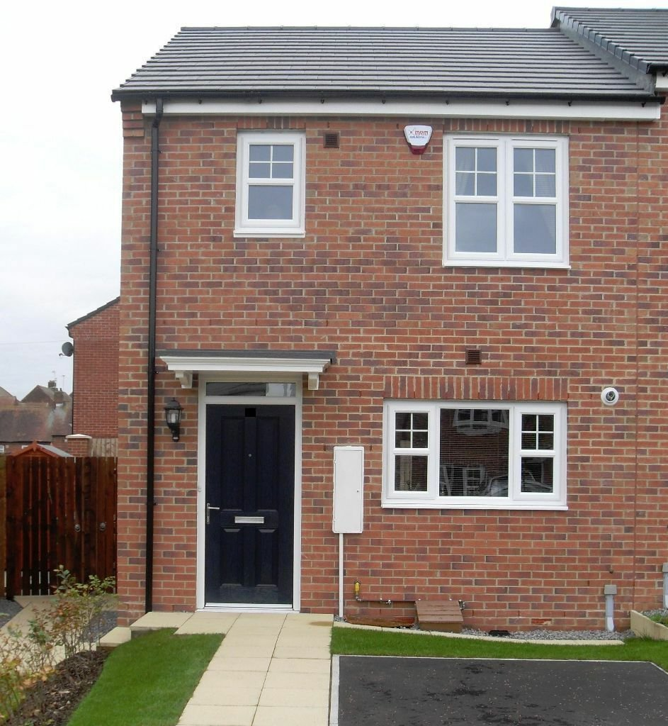 Best Mutual Exchange Only Gentoo 2 Bed New Build House Ryhope With Pictures
