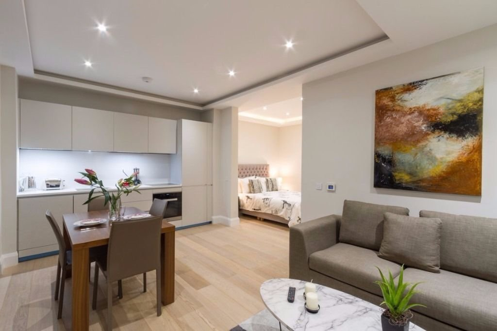 Best New One Bedroom Apartment Next To Notting Hill Gate St With Pictures Original 1024 x 768
