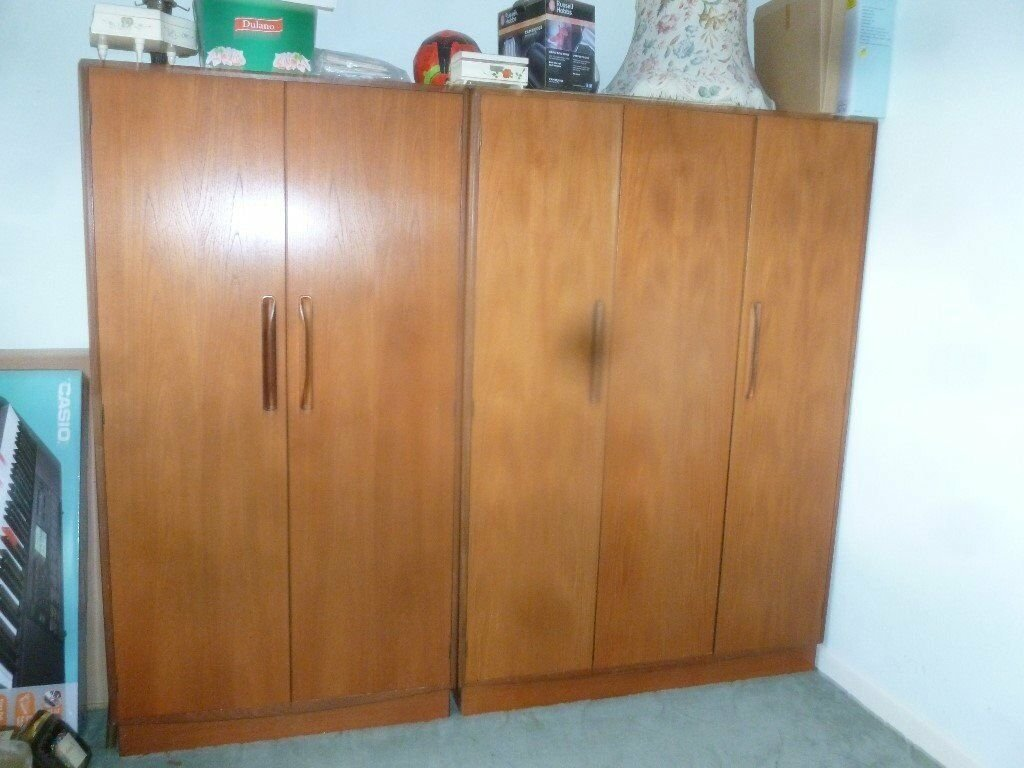 Best G Plan Bedroom Furniture Teak Mid Century Good Solid Furniture In Warsash Hampshire With Pictures