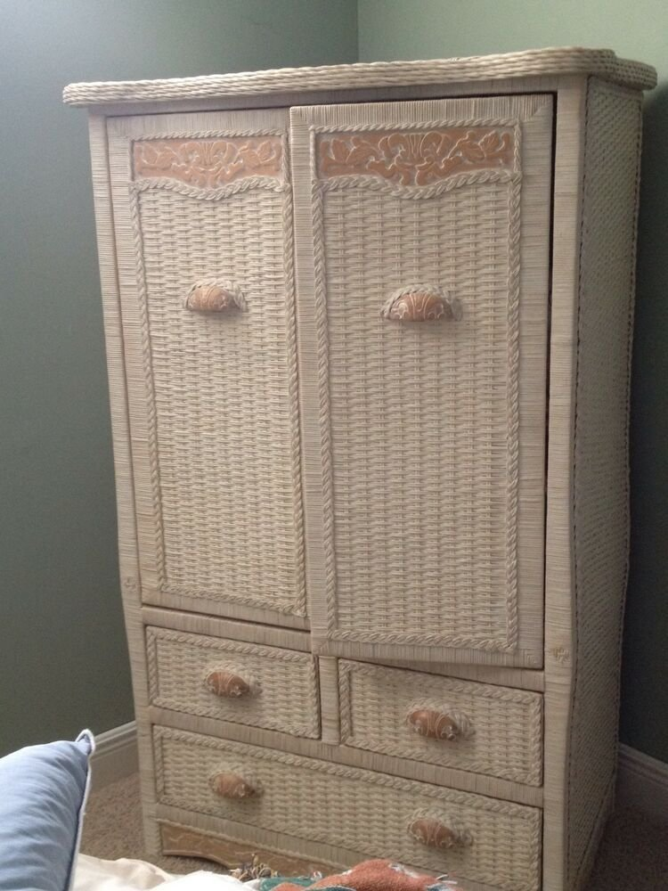 Best Wicker Twin Bedroom Set From Pier One Imports Ebay With Pictures