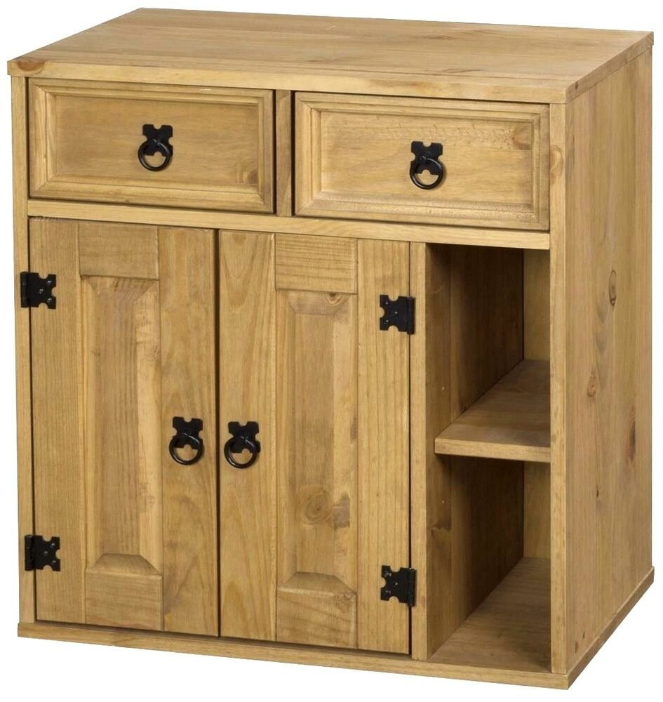 Best Corona Storage Cabinet Side Drawers Cupboard Living Room With Pictures