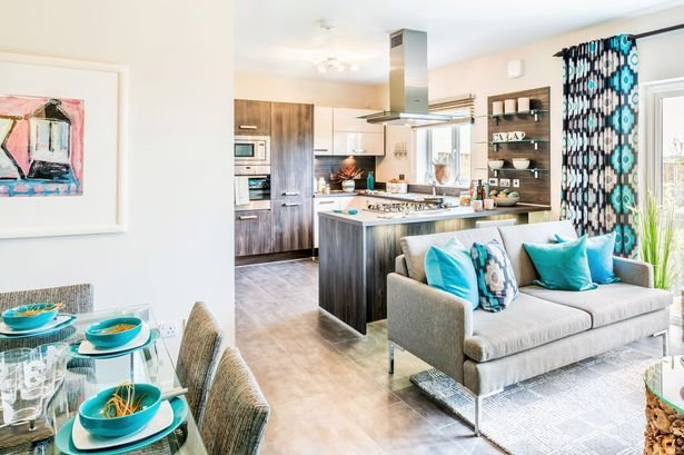 Best New Five Bedroom Showhome Brings The Wow Factor To Family With Pictures