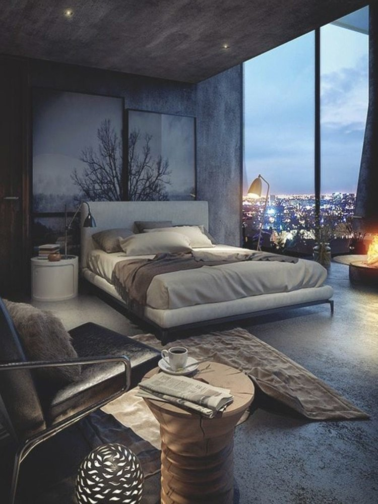 Best 40 Masculine Bedroom Ideas Inspirations Man Of Many With Pictures