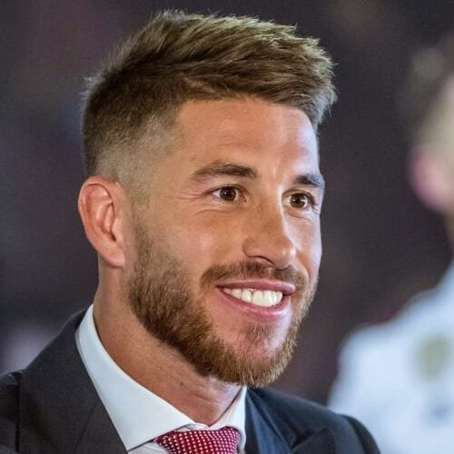 Free 50 Sergio Ramos Haircuts Men Hairstyles World Wallpaper