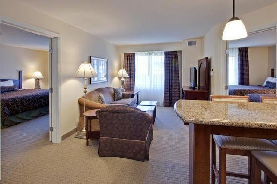 Best Two Bedroom Suite Foto De Staybridge Suites Indianapolis With Pictures