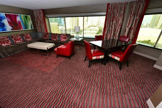 Best Tower One Bedroom Suite Picture Of Mgm Grand Hotel And With Pictures