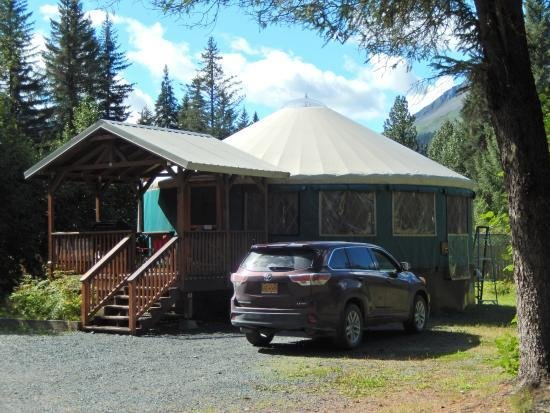 Best 2 Bedroom Yurt Picture Of Sourdough Sue S Yurts Seward With Pictures