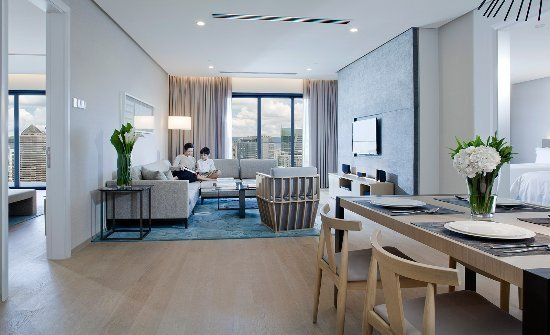 Best Fraser Residence Kuala Lumpur Updated 2019 Prices With Pictures