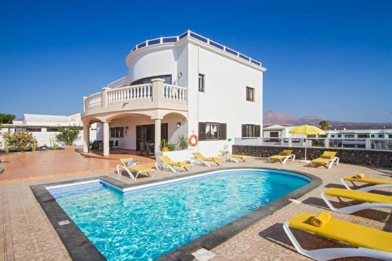 Best 6 Bedroom Villa In Puerto Del Carmen Canary Islands With Pictures