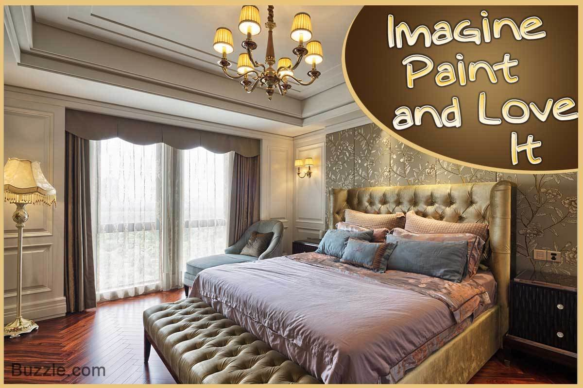 Best A Riot Of Colors Fabulous Bedroom Wall Painting Ideas With Pictures