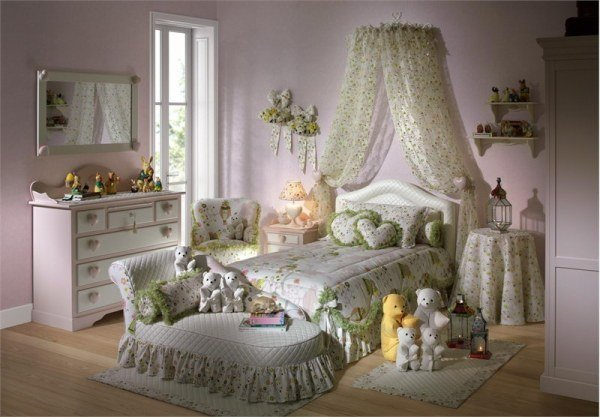 Best Girls Bedroom Decorating Ideas « Home Gallery With Pictures