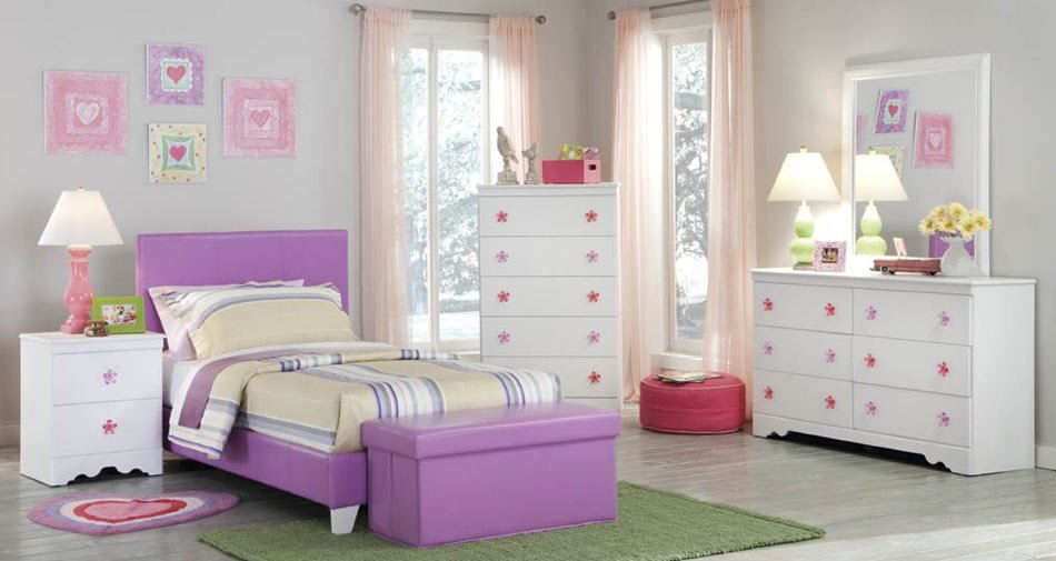 Best Full Children S Bedroom Suite Union Furniture Company With Pictures