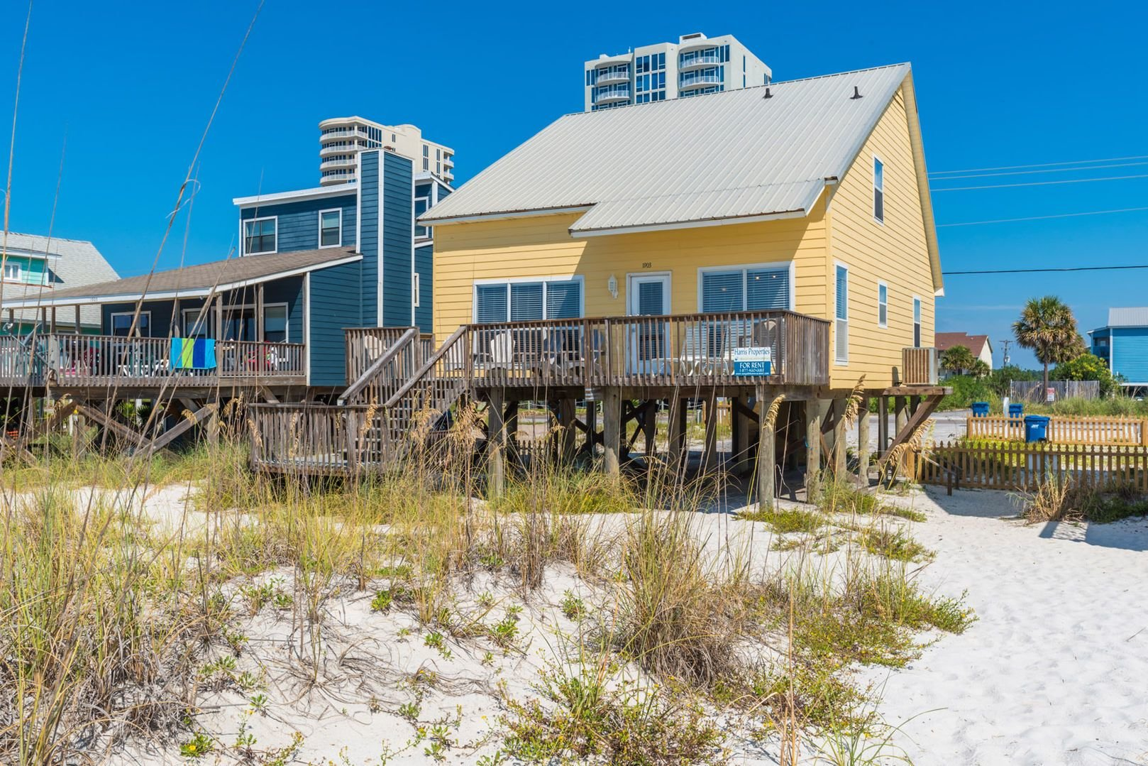 Best » Somewhere In Time 2 Beach Front House Rental In Gulf With Pictures
