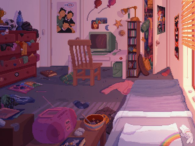 Best Retronator Gorgeous Environments By Soren Huges A K A With Pictures