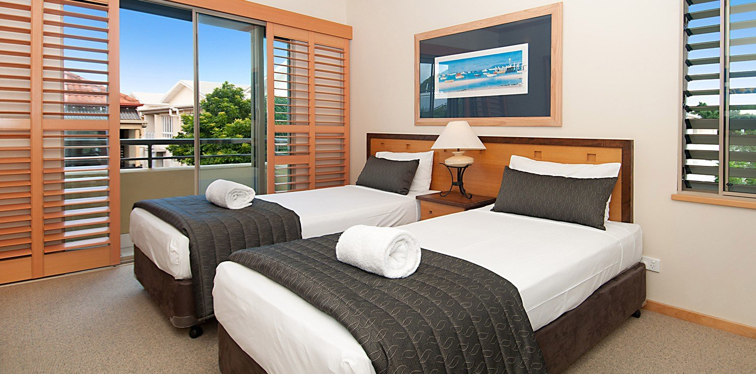 Best Spacious Three Bedroom Apartments Bella Casa Noosa With Pictures