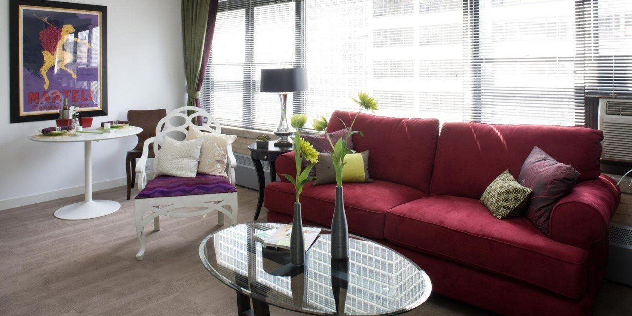 Best Affordable Open Concept 1 Bedroom Apartment In Chicago Apartminty With Pictures Original 1024 x 768