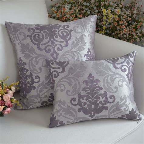 Best Purple Decorative Bedroom Pillows With Pictures