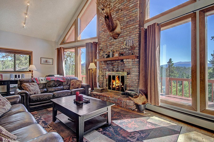 Best 4 Bedroom Plus Loft Vacation House Breckenridge With Pictures