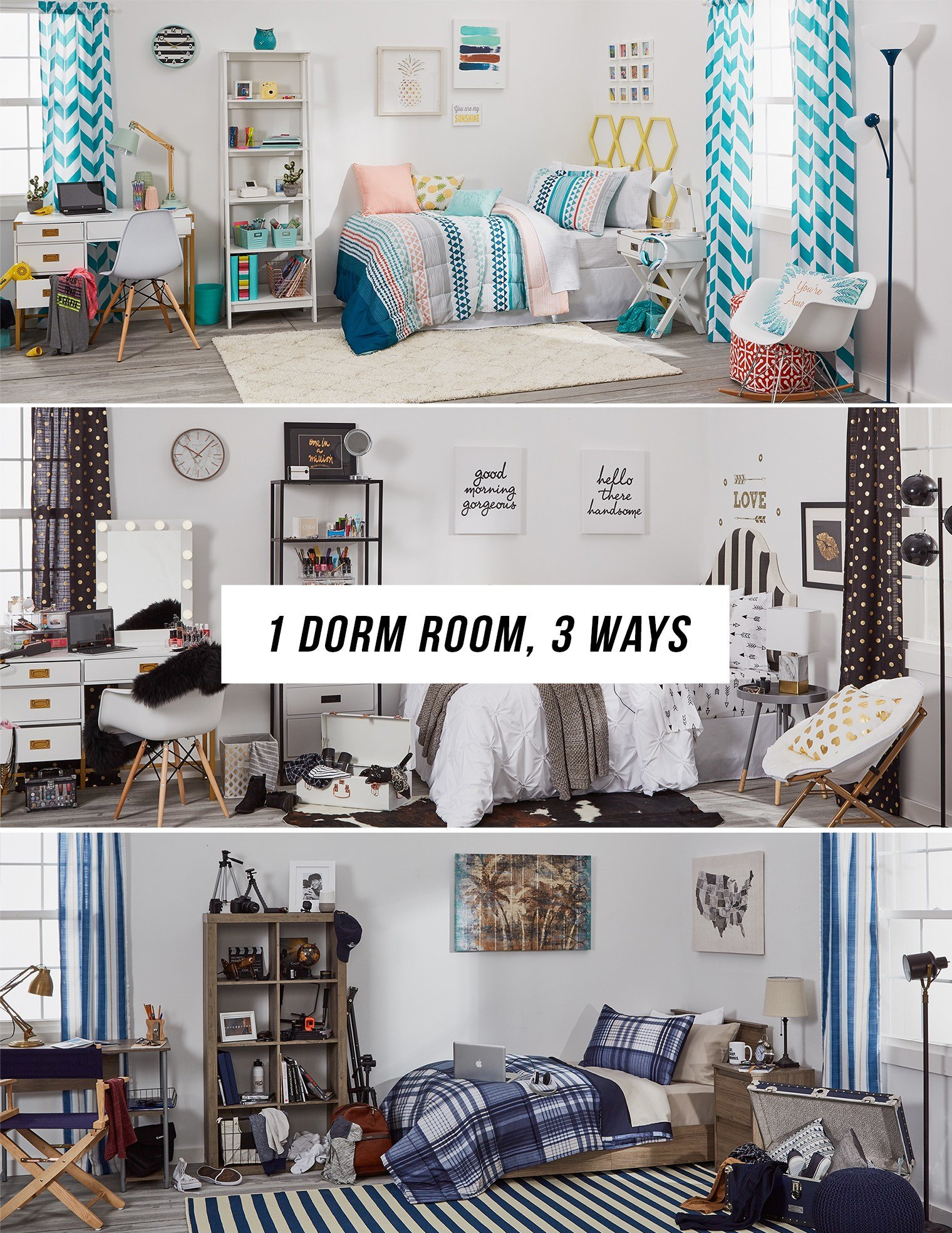 Best Walmart Back To College Dorm Room Styling Work With Pictures