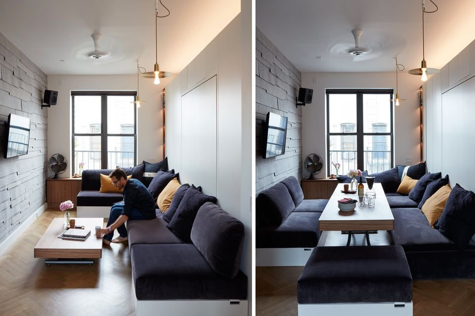 Best 12 Perfect Studio Apartment Layouts That Work With Pictures