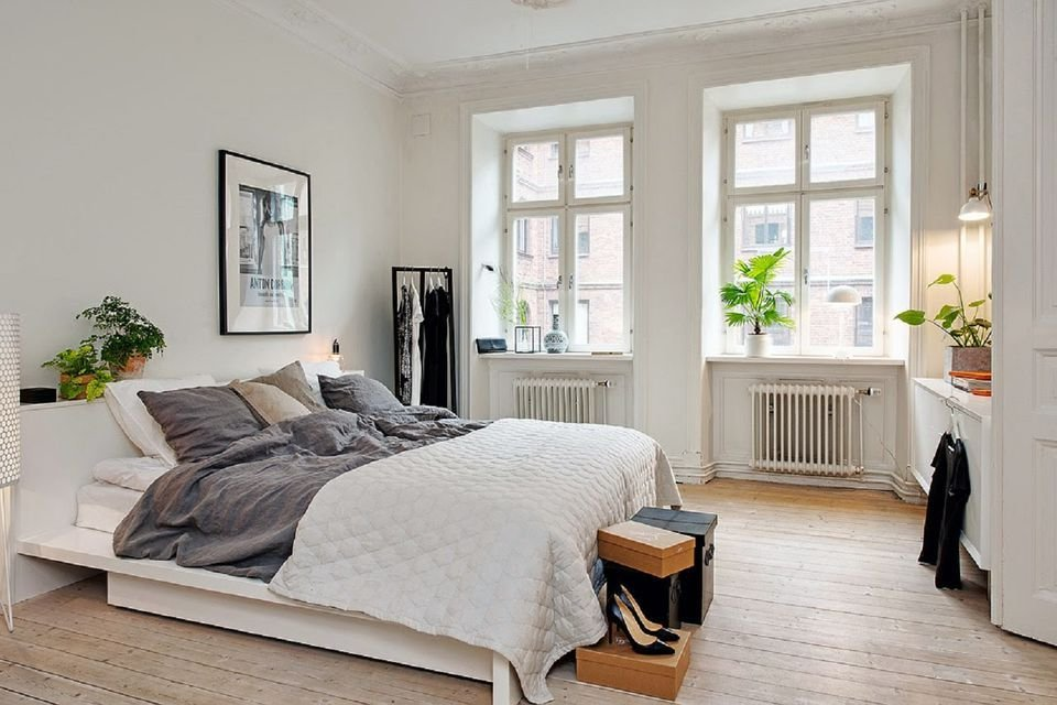 Best 25 Scandinavian Bedroom Design Ideas With Pictures