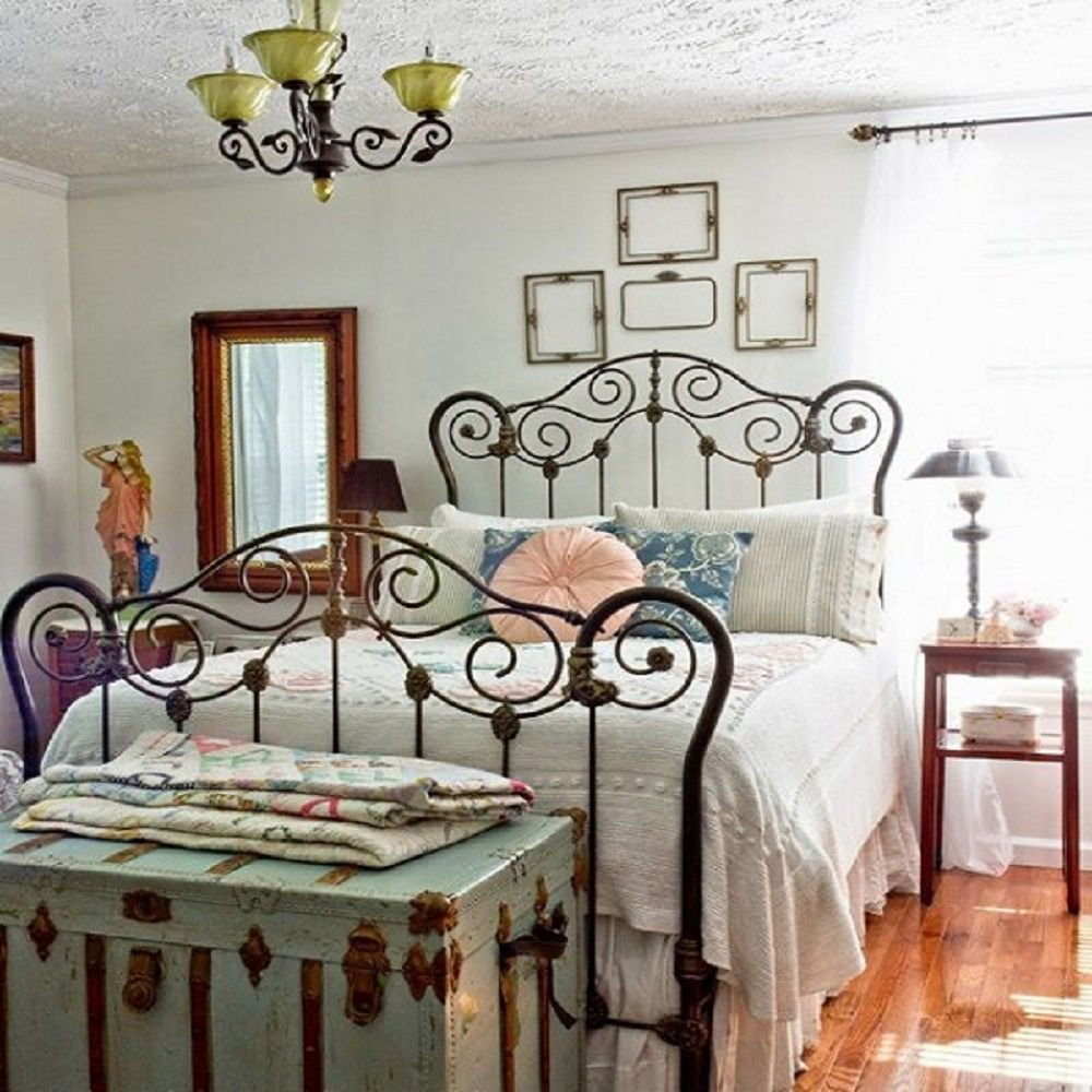 Best Vintage Bedroom Decorating Ideas And Photos With Pictures