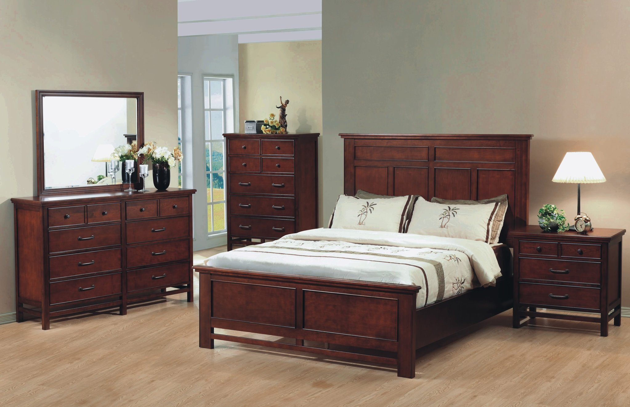 Best Willow Creek Master Bedroom Collection Bedroom Furniture With Pictures