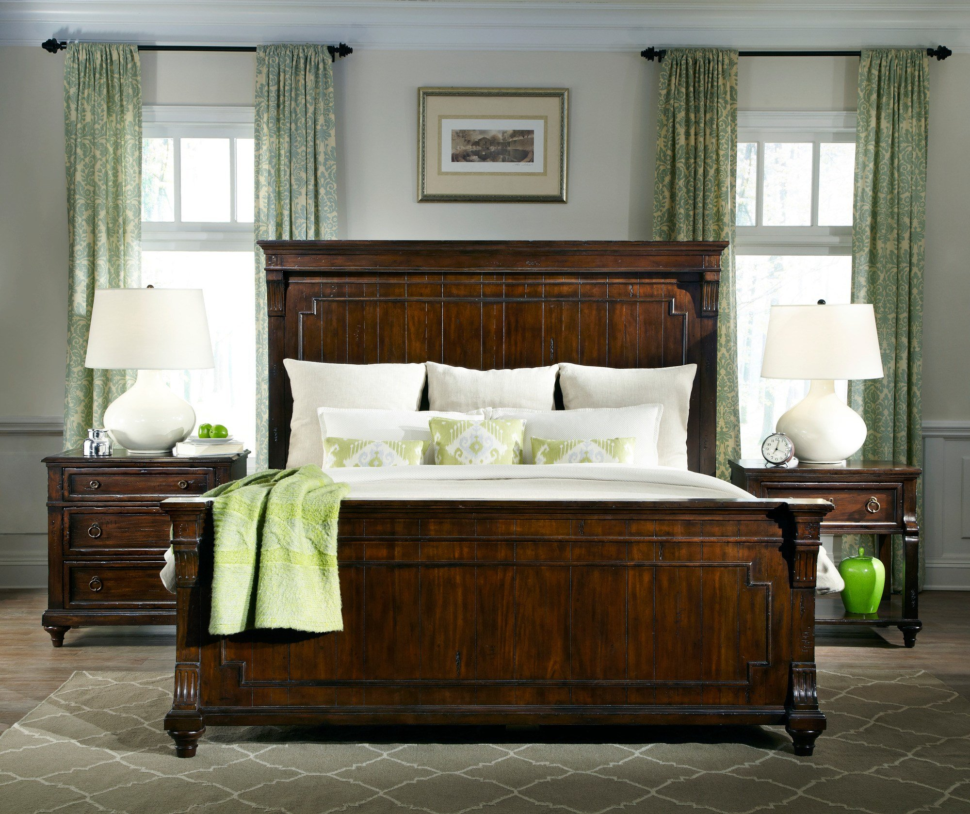 Best The Charleston Place Panel Bedroom Collection Bedroom With Pictures