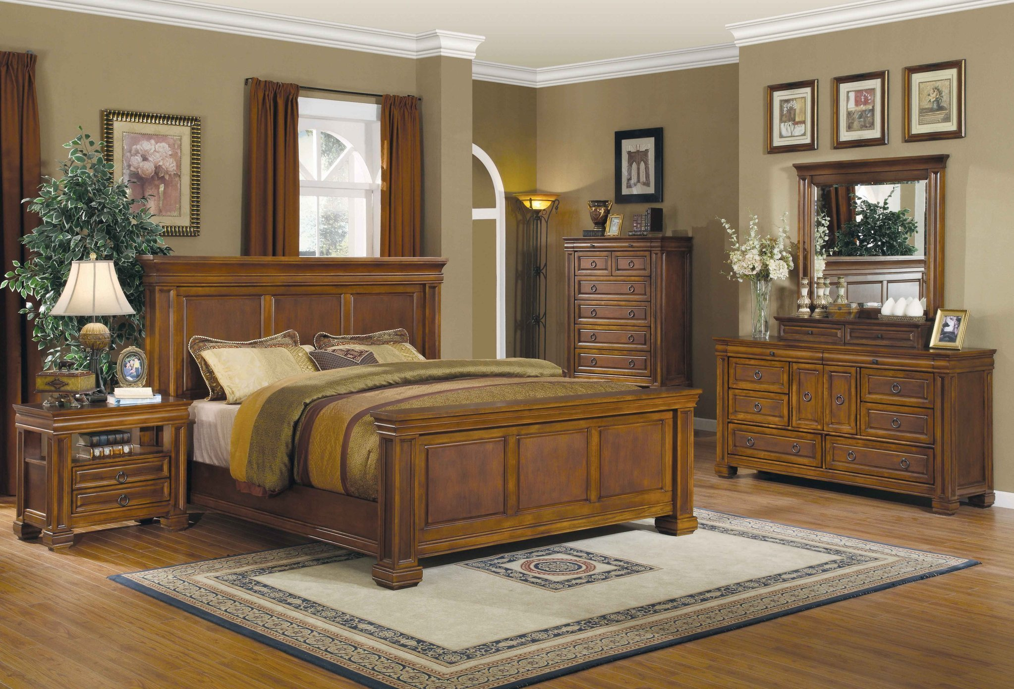 Best Antique Rustic Bedroom Furniture Wood King And Queen With Pictures