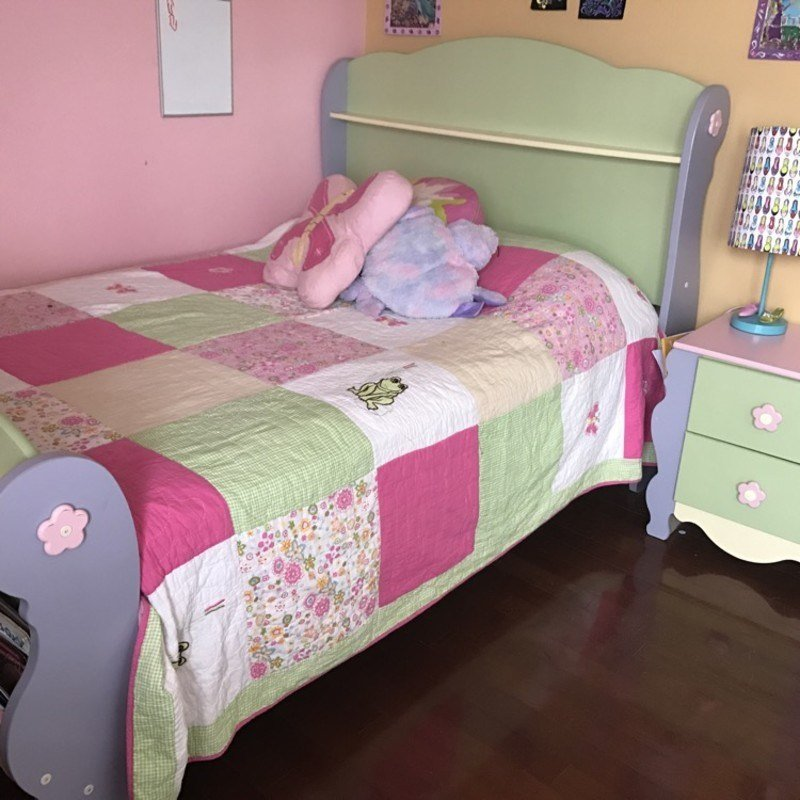 Best Really Cute Kids Full Size Bedroom Set For Sale In Canyon With Pictures