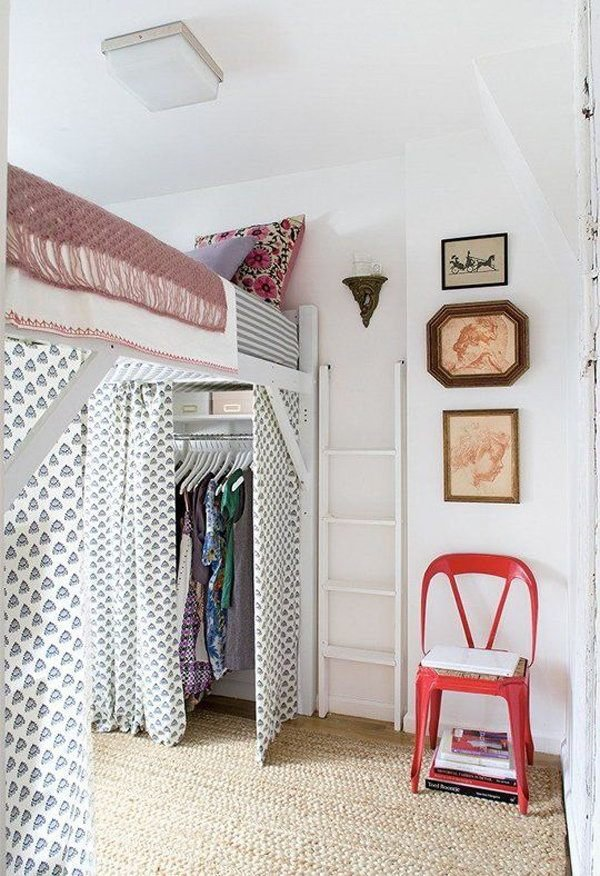 Best 30 Cool Loft Beds For Small Rooms With Pictures