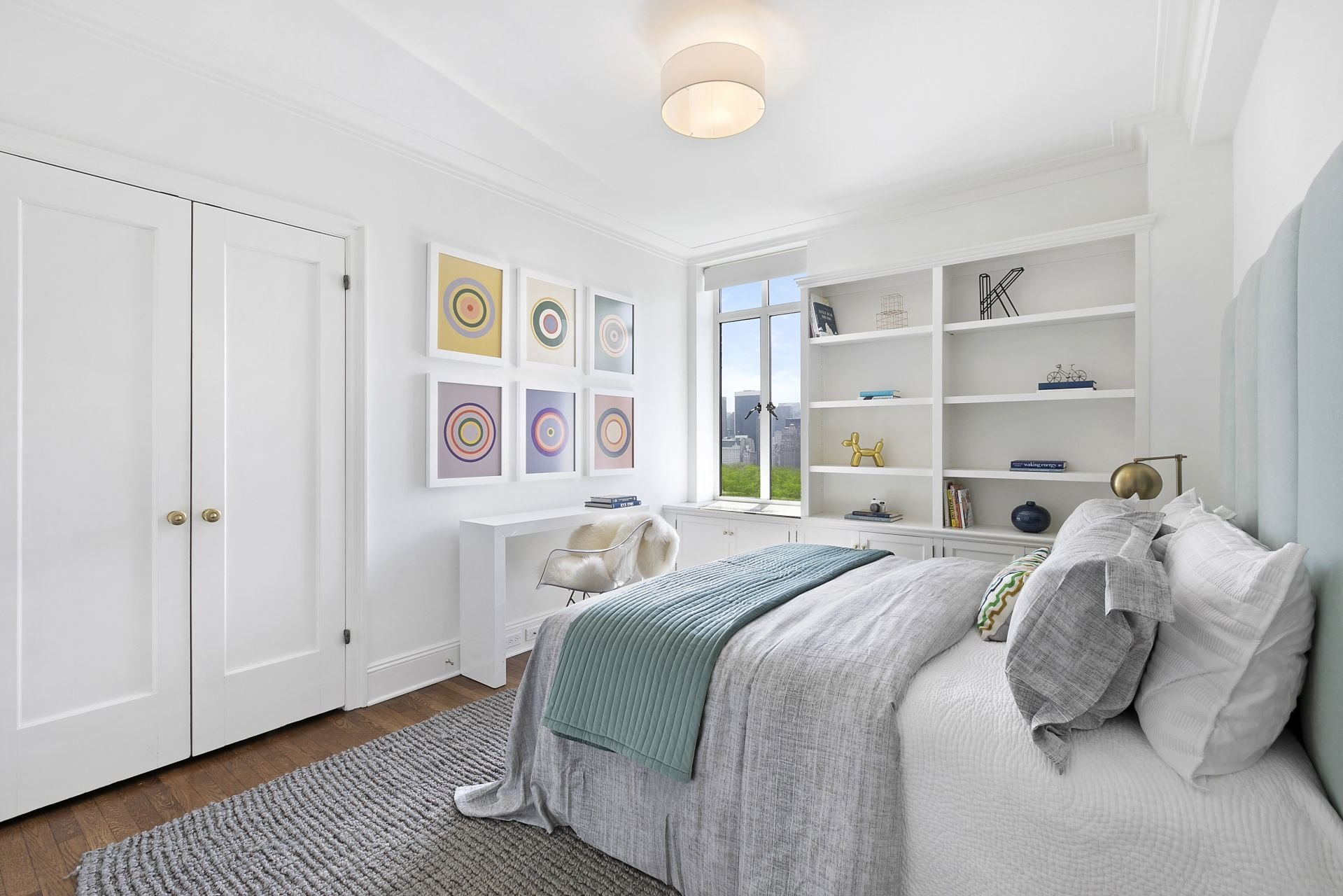 Best Diane Keaton's First New York San Remo Apartment Is For With Pictures
