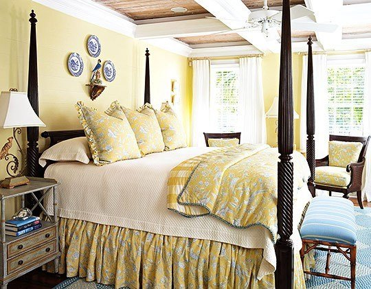 Best Benjamin Moore Hawthorne Yellow Room L*St With Pictures