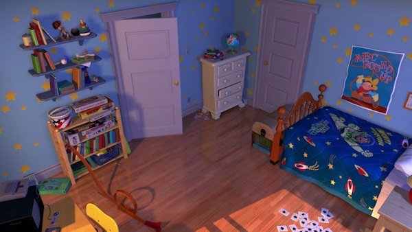 Best Andy S Room Expansion Kingdom Hearts Fan Fiction With Pictures