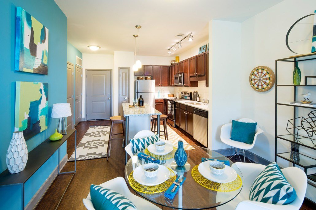 Best Luxury Apartments In Atlanta Midtown 755North Apartments With Pictures