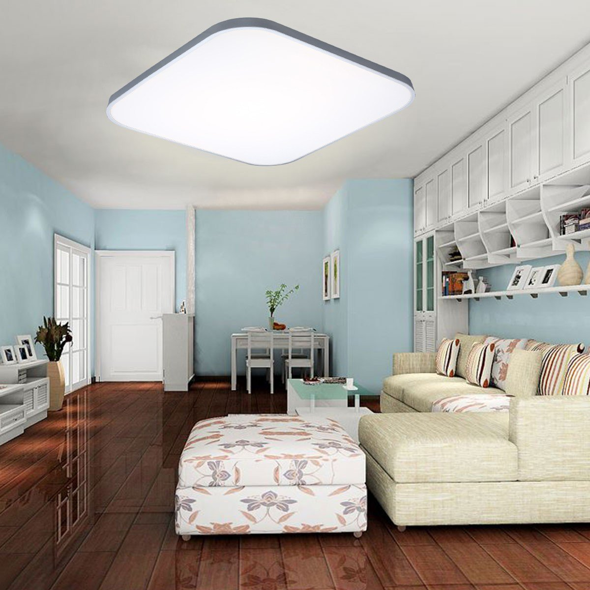 Best Ultra Thin 36W Led Ceiling Light Kitchen Bedroom Lamp With Pictures