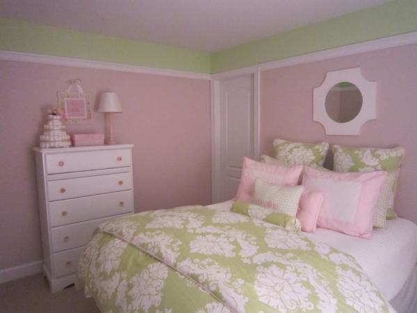 Best Pink And Green Room Design Ideas With Pictures